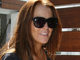 Lindsay Lohan 'bans men from nightclub'