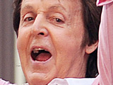 McCartney to be honored by US Congress