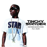 Tinchy Styder ft. Amelle: 'Never Leave You'