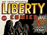 Jim Lee draws 'Liberty Comics' variant