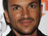 Peter Andre: 'Nerves caused my tumble'