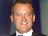 Paul Burrell 'helps out in family shop'