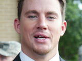 Channing Tatum burns crotch on film set?