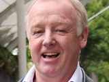 Les Dennis weds for third time