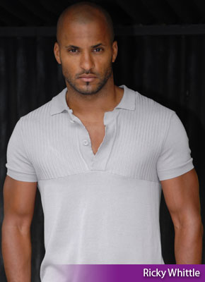 Ricky whittle gay