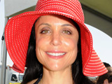 Bethenny Frankel shares untouched photos