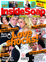 Becky's wedding day drama!  She's jailed on her big day – but will a blast from the past return to make a play for Steve?