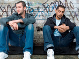 Riz Ahmed, Daniel Mays talk 'Shifty'