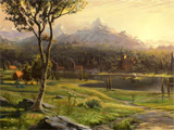 'Fable III' nears completion