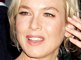 Zellweger 'unscathed' in car crash