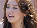 Miley Cyrus films 'SATC 2' cameo
