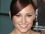 Evigan 'dressed as Willis for set prank'