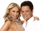 Osmond 'touched by Jackson DWTS support'