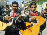 Mexican mariachis break world record