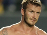David Beckham 'missed out on rap cameo'