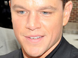 Matt Damon: 'I have testosterone deficit'