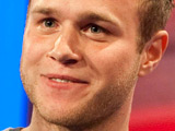 'X Factor' Olly won £10 on gameshow