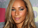 Leona Lewis 'flees paparazzi in London'