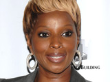 Mary J Blige opens women's refuge