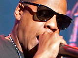 Jay-Z to sing at Robbie's wedding?