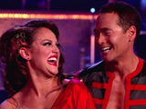 Lacey Schwimmer, Roberts exit 'Dancing'