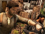 'Uncharted 2' leads BAFTA nominations