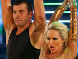Calzaghe speaks about Rihanoff romance