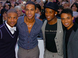 Fans crushed at JLS Christmas event