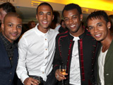 JLS narrowly beat Robbie to No. 1 album