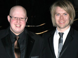 Matt Lucas's ex-partner 'left £1m'