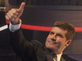 Cowell named 'top male US TV earner'