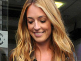Cat Deeley laughs off 'Playboy' rumor