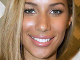 Leona Lewis slapped at book signing