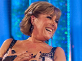 Lynda Bellingham voted off 'Strictly'