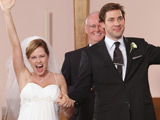 'The Office' wedding seen by 9.1 million