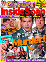 All the gossip from the 2009 Inside Soap Awards!