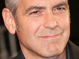 George Clooney praises goat co-star
