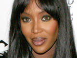 Naomi Campbell 'to travel to Haiti'