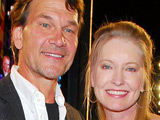 Swayze widow 'preparing to break silence'