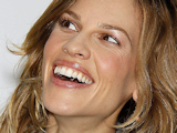 Hilary Swank: 'I had to learn to have fun'