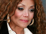 La Toya Jackson: 'I won't watch This Is It'