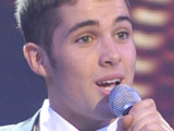 Joe McElderry 'favorite for Xmas No.1'
