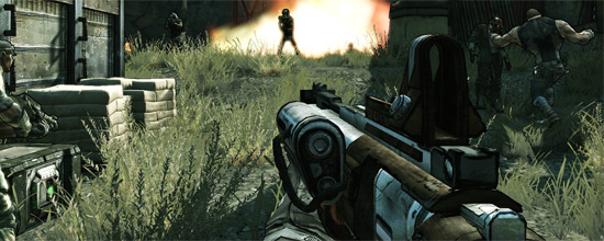 Genre First-person Shooter /