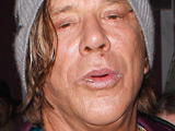 Mickey Rourke denies engagement rumors