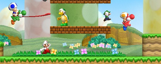 Hands-on: 'New Super Mario Bros Wii'