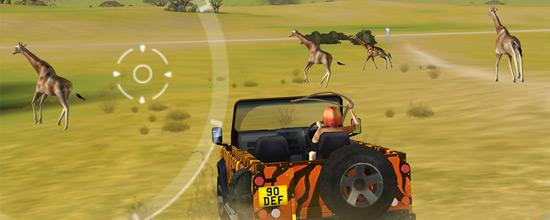 jambo safari sega