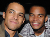 JLS spend £10k on Christmas party