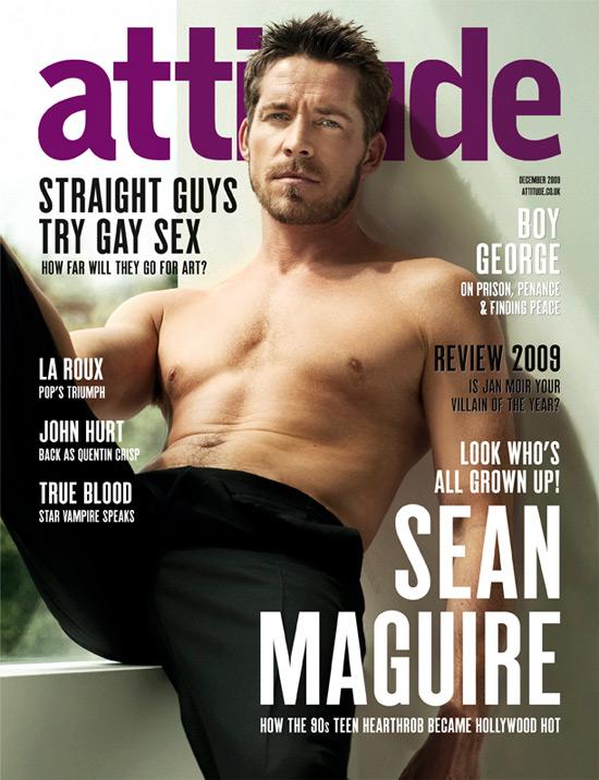 Is Sean Maguire Gay 11