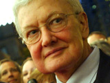 Roger Ebert 'regains recognizable voice'