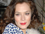Anna Friel 'spotted kissing co-star'